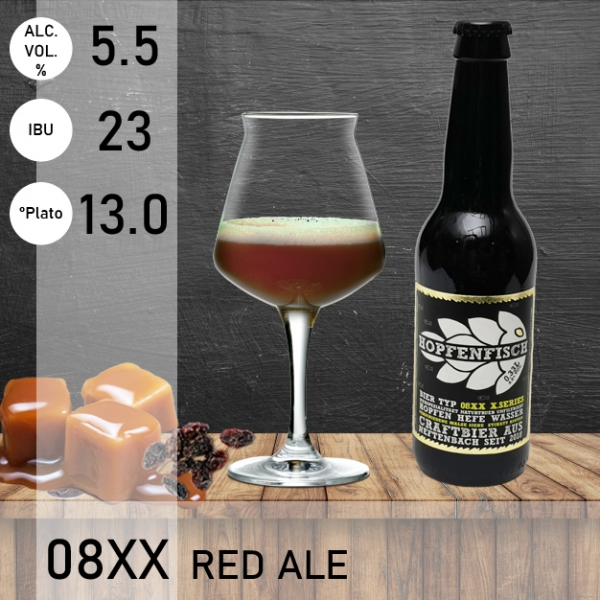 08XX Red Ale